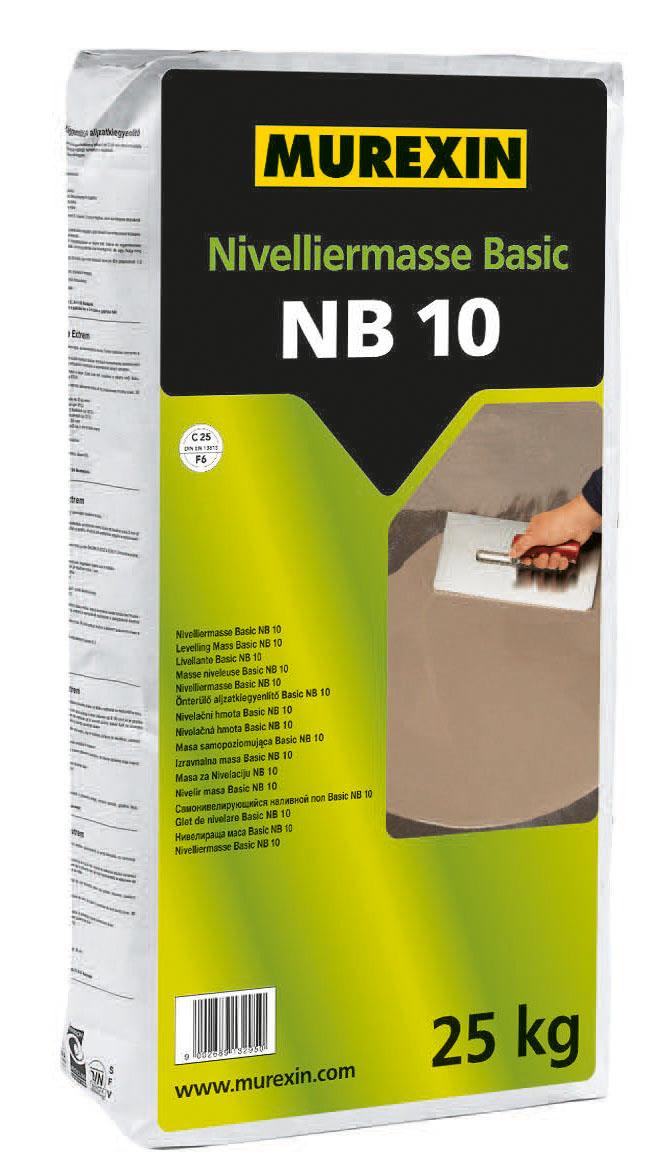 Masa wyrównawcza Basic NB 10'