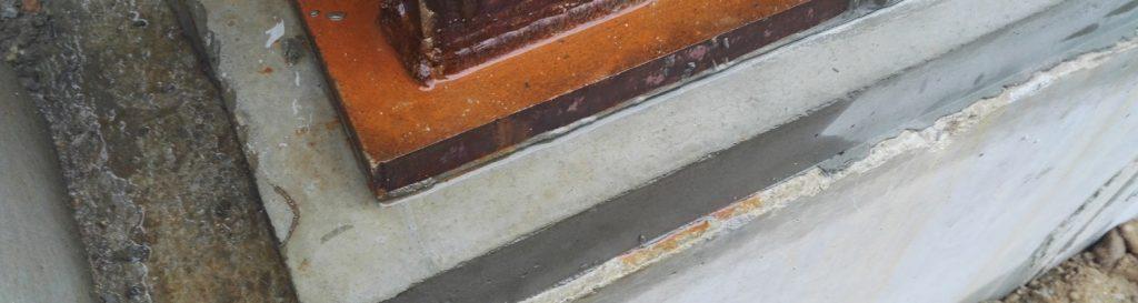 podlewki cementowe