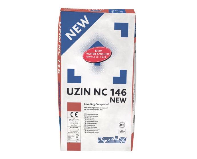 Masa niwelująca UZIN NC 146 New'